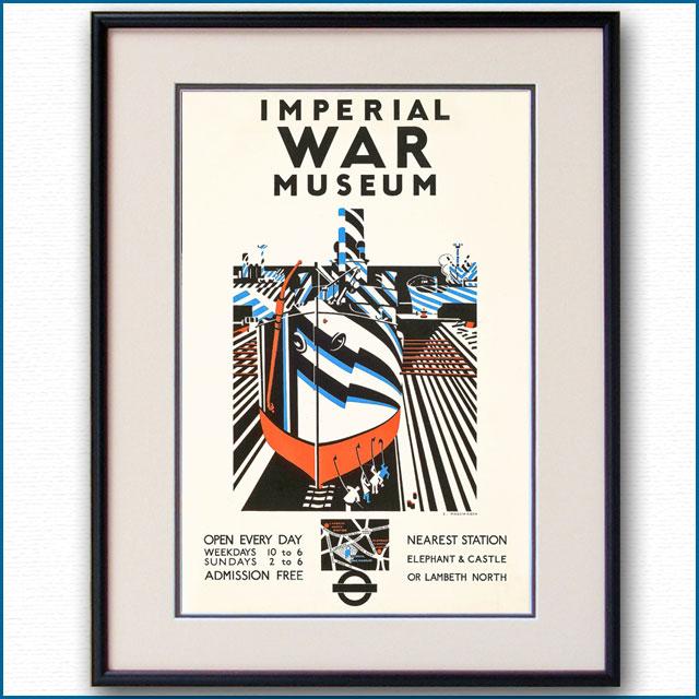 1936年 大英帝国戦争博物館のポスター 2960LL