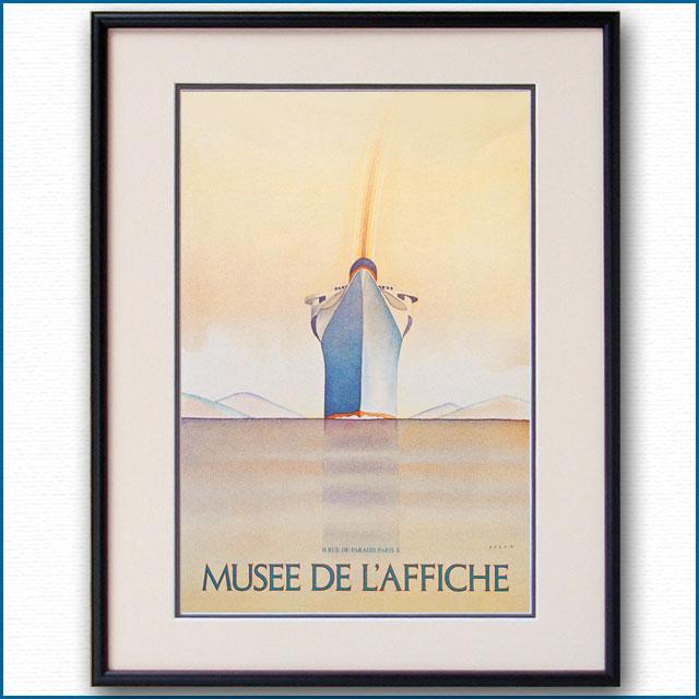 1978年 フォロン パリ・国立ポスター博物館のポスター 2963LL