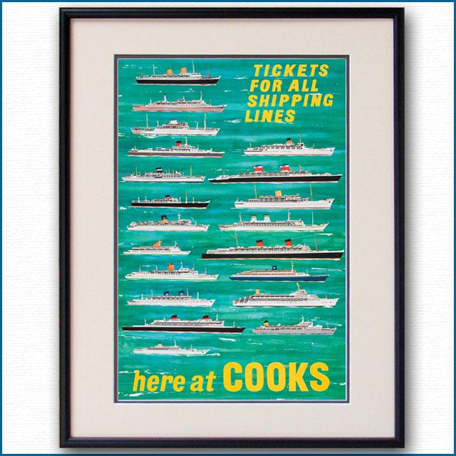 1965年 トーマス・クックのポスター 3048LL