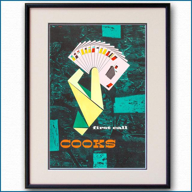 1955年 トーマス・クックのポスター 3049LL