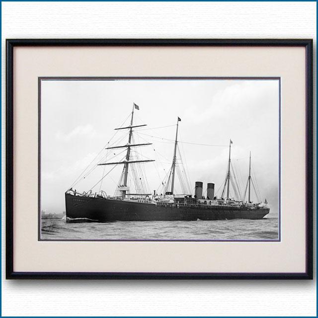 1890年代 客船ジャーマニックの写真 2723LL
