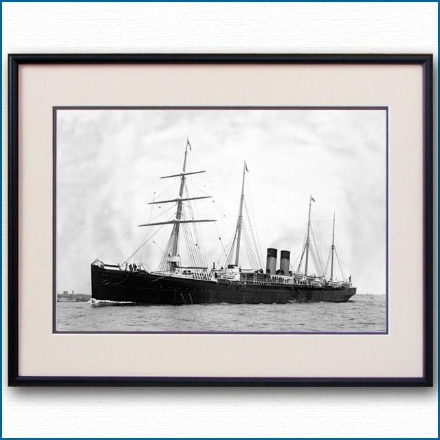 1890年代 客船ブリタニックの写真 2725LL
