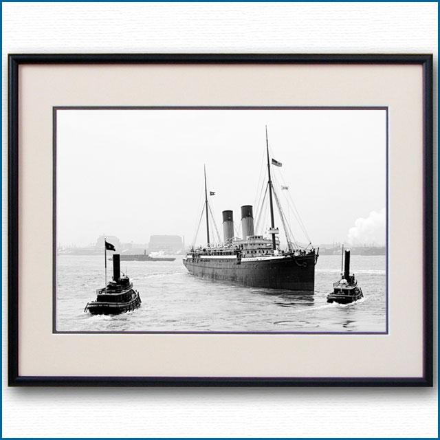1890年代 客船マジェスティックの写真 2728LL