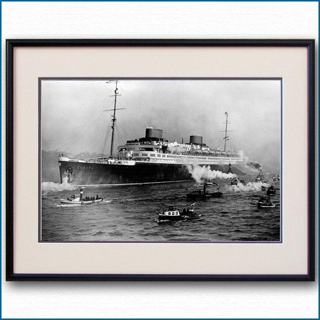 1930年 客船オイローパの写真 3239LL