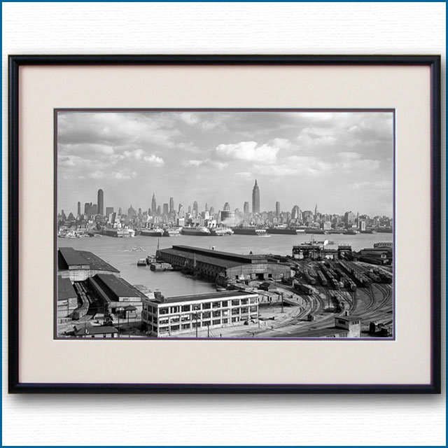 1930年代 マンハッタンターミナルの写真 3301LL