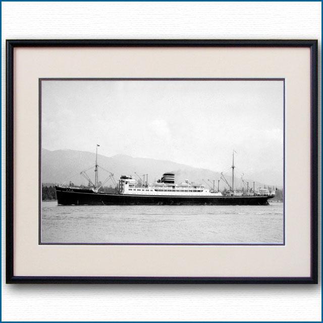 1930年代 日本郵船・平安丸の写真 3320LL